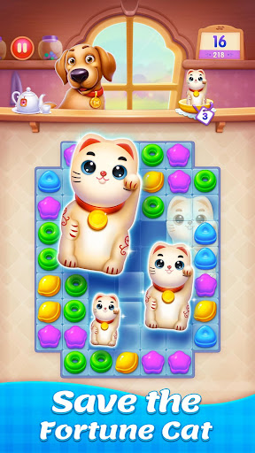 Candy Sweet Legend - Match 3 Puzzle 3.3.5009 screenshots 11