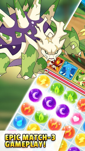 Dynamons Evolution Puzzle & RPG: Legend of Dragons 1.0.90 screenshots 3