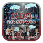 CD9 Revolution Musicas Letra