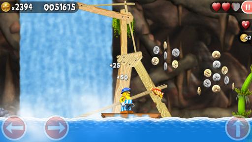 Incredible Jack: Jumping & Running (Offline Games) apkpoly screenshots 11