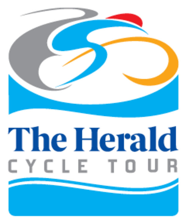 Herald Cycle Tour Logo for print