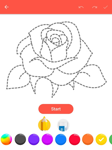 How To Draw Flowers  screenshots 9