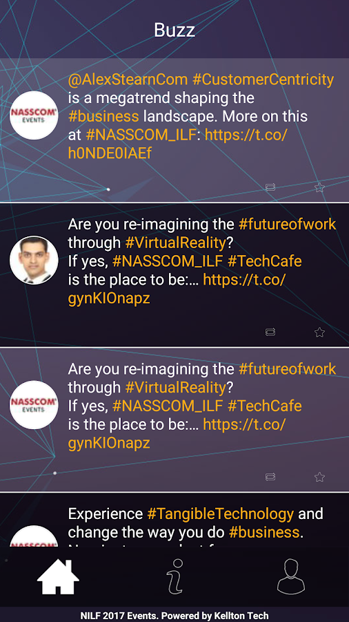 NILF 2017- screenshot