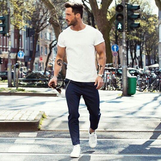 Популярные стили в мужской одежде