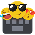 Cool Keyboard-Emoji, GIFs, Wallpapers APK