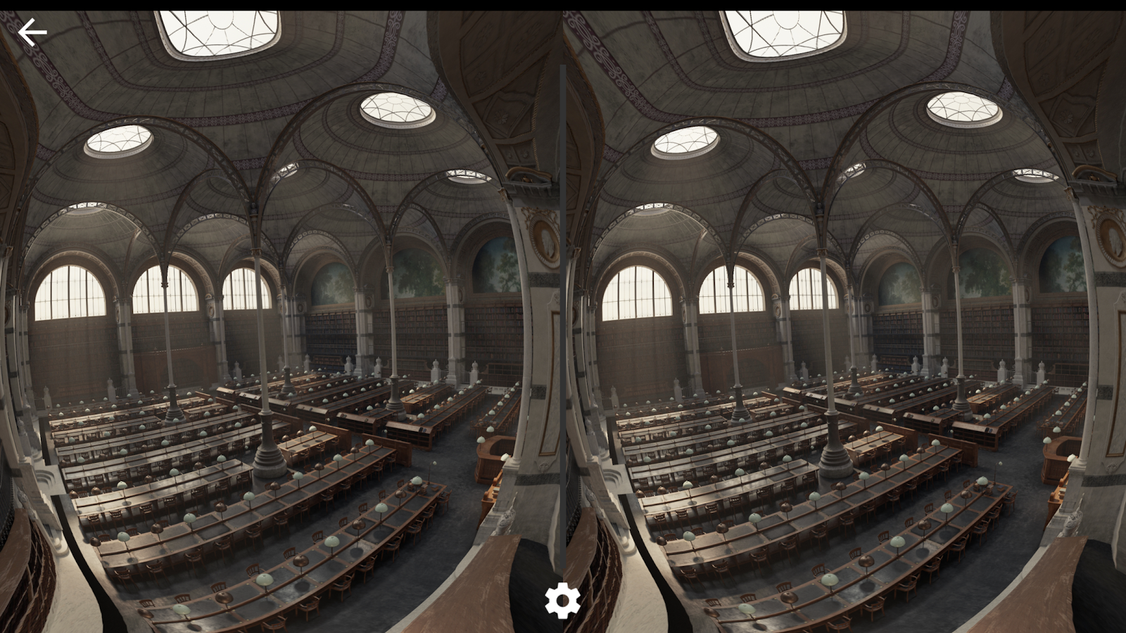 Scope - 3D Panoramas in VR- screenshot