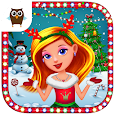 Princess Christmas Wonderland icon