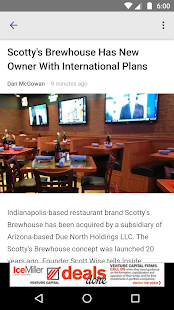 Inside INdiana Business- screenshot thumbnail