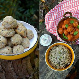Murgh Kofta Curry