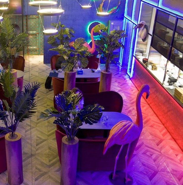 РыбаLove в Екатеринбурге