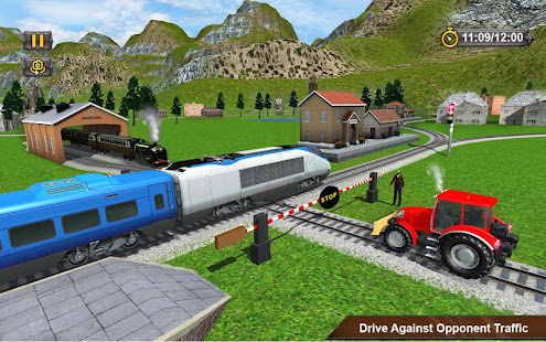 Euro Train Driving Simulator 2018 App Report On Mobile Action
