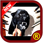 How To Draw Animals 3D New Icon