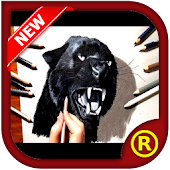 Tải Game How To Draw Animals 3D New