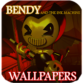 Wallpapers for Bendy and the Ink Machine