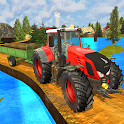 Tractor Hill Driver 3D icon