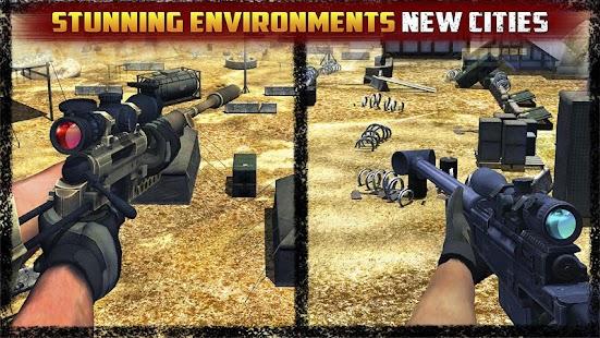 Bullet army the Battlefield - náhled