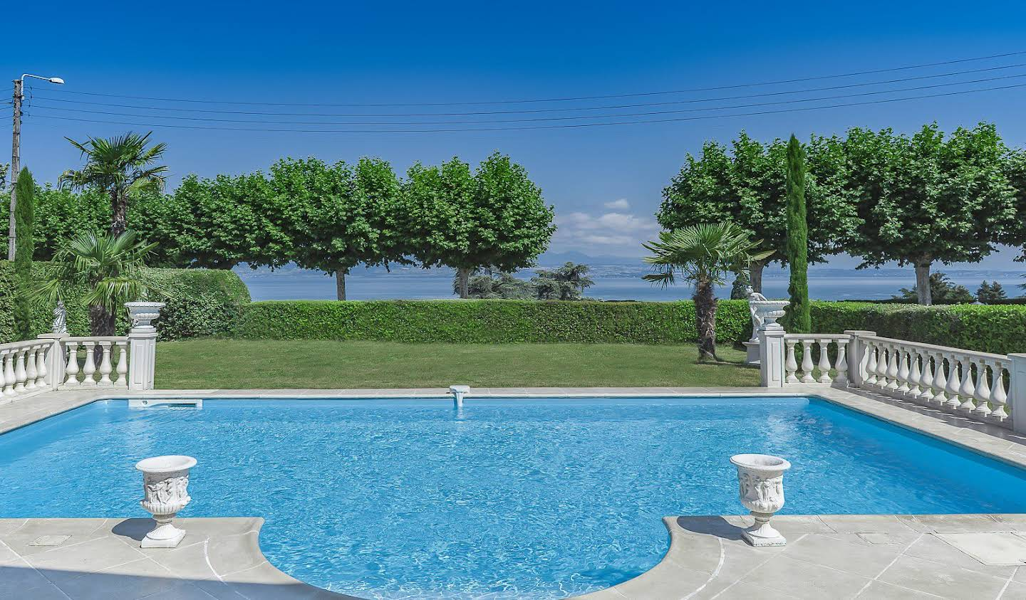 House with pool Thonon-les-Bains