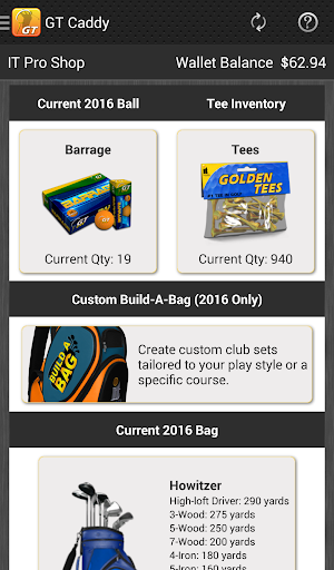 Download Golden Tee Caddy Google Play softwares
