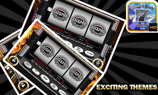 White n Black Slot Machine 1.0.7 screenshots {n} 3