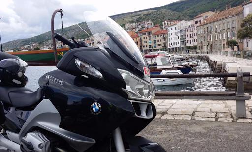 Croatie à moto