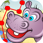 Kids Connect the Dots Free Icon