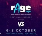 rAge Expo 2017 : Ticketpro Dome