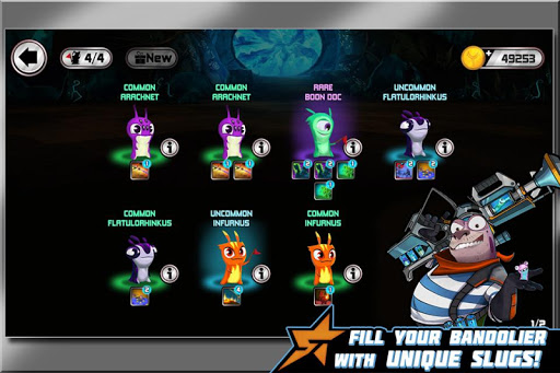 Slugterra: Guardian Force 1.0.3 screenshots 2