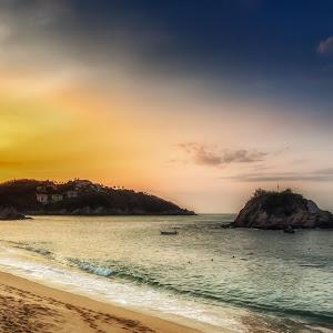 Huatulco - Sunrise 2 (1 of 1).JPG