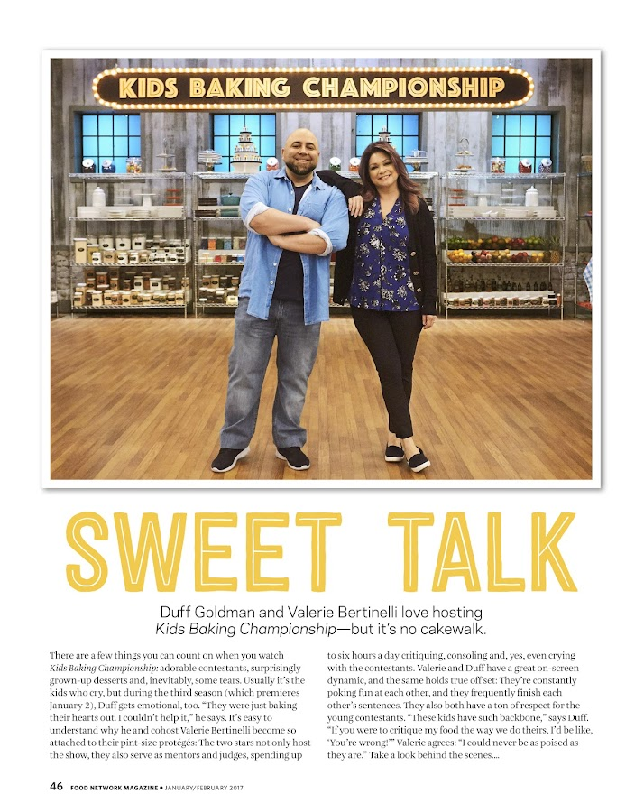 Food Network Magazine- screenshot