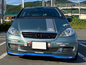 Aクラス W169 2006年車 前期 W169032 A170 M266 1700cc SOHC NAのカスタム事例画像 少しずつ走るおにぎりさんの2020年07月05日07:02の投稿