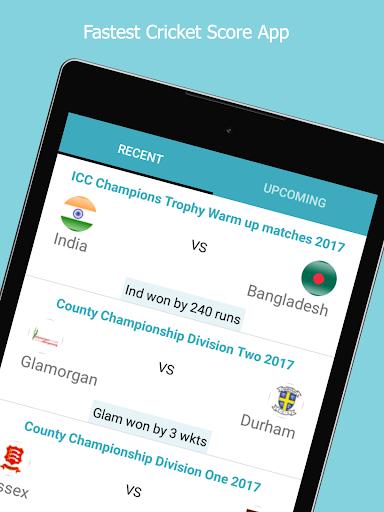 Live Cricket Score 2018 2.2 screenshots 5