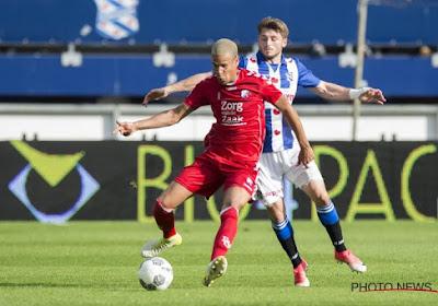 Bizar incident op training bij FC Utrecht