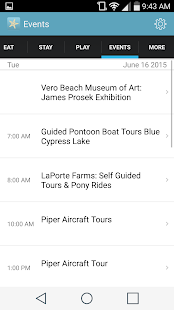 Vero Beach Sebastian Fellsmere- screenshot thumbnail