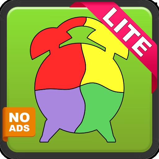 Kids Preschool Puzzles (Lite)