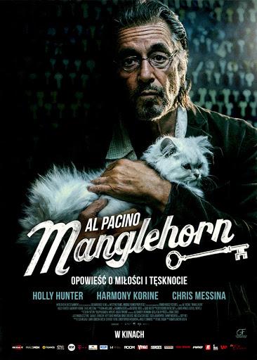 Przód ulotki filmu 'Manglehorn'