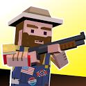 Texas Farm Zombie Invasion icon