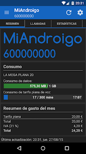 MiAndroigo- screenshot thumbnail