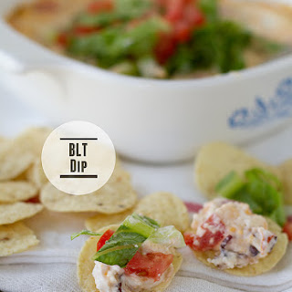 Blt Dip With Cream Cheese Recipes.