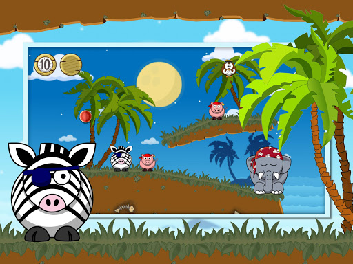 Snoring - best elephant puzzle on cool math games  screenshots 8