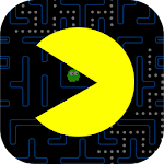 Packman Returns - Classic Pac man Pop Icon