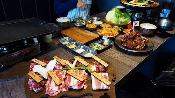 娘子居食屋-韓式八色烤肉燒烤 /高雄韓式烤肉 /高雄韓國料理推薦 /高雄烤肉推薦 /美術館美食