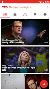 TED - náhled