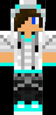 panda boy skin