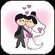 WAStickerApps - Wedding Sticker for Whatsapp Download on Windows