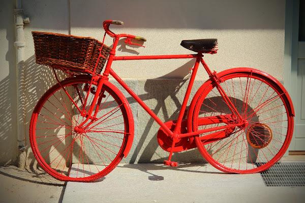 Red Bike di Zola Lorenzo