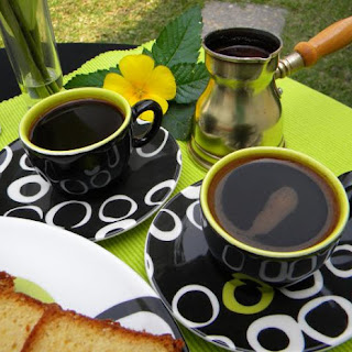 Kahwa (Turkish Coffee).