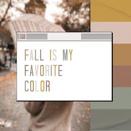 Fall Colors - Facebook Carousel Ad item