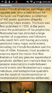 Download Nostradamus: Prophetic Letter to His Son For PC Windows and Mac apk screenshot 5