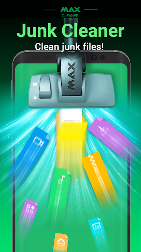 Screenshot for MAX Cleaner - Antivirus, Phone Cleaner, AppLock in United States Play Store