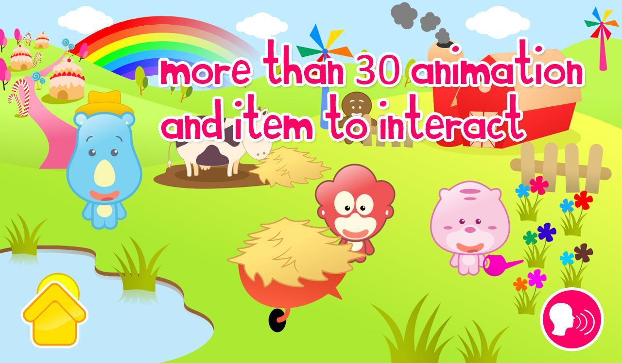 Lagu Anak Interaktif 03 Lite Apl Android Di Google Play